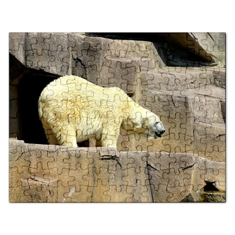 Puzzel By Pamela Sue Goforth   Jigsaw Puzzle (rectangular)   O35eary0a537   Www Artscow Com Front