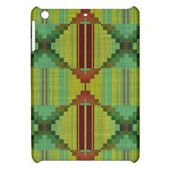 Tribal Shapes Apple Ipad Mini Hardshell Case by LalyLauraFLM