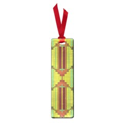 Tribal Shapes Small Book Mark by LalyLauraFLM