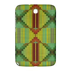 Tribal Shapes Samsung Galaxy Note 8 0 N5100 Hardshell Case  by LalyLauraFLM