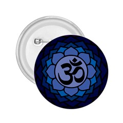 Ohm Lotus 01 2 25  Button by oddzodd