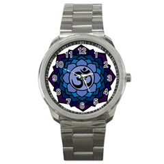 Ohm Lotus 01 Sport Metal Watch by oddzodd