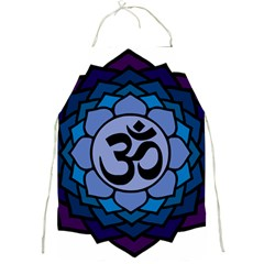 Ohm Lotus 01 Apron by oddzodd
