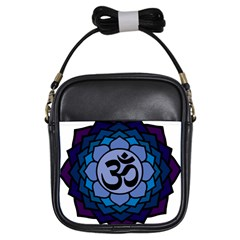 Ohm Lotus 01 Girl s Sling Bag by oddzodd