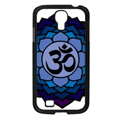 Ohm Lotus 01 Samsung Galaxy S4 I9500/ I9505 Case (black) by oddzodd