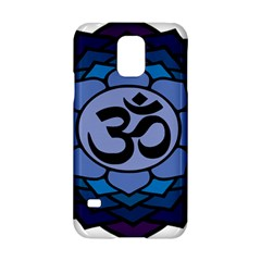 Ohm Lotus 01 Samsung Galaxy S5 Hardshell Case  by oddzodd