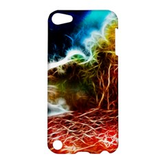 Abstract On The Wisconsin River Apple Ipod Touch 5 Hardshell Case