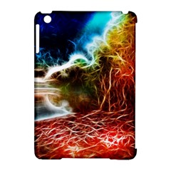 Abstract On The Wisconsin River Apple Ipad Mini Hardshell Case (compatible With Smart Cover)