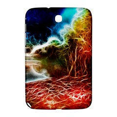Abstract On The Wisconsin River Samsung Galaxy Note 8 0 N5100 Hardshell Case  by bloomingvinedesign