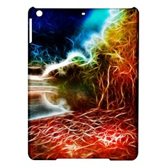 Abstract On The Wisconsin River Apple Ipad Air Hardshell Case