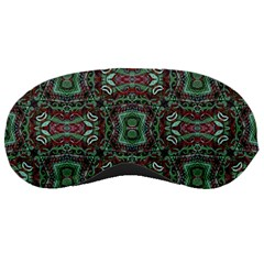 Tribal Ornament Pattern  Sleeping Mask by dflcprints