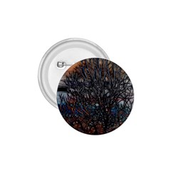 Abstract Sunset Tree 1 75  Button by bloomingvinedesign