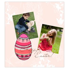 Easter By Easter   Drawstring Pouch (large)   7rahf7cabked   Www Artscow Com Back