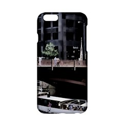 Adams Street Bridge Apple Iphone 6 Hardshell Case by bloomingvinedesign