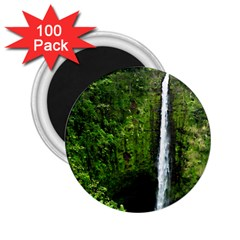 Akaka Falls 2 25  Button Magnet (100 Pack) by bloomingvinedesign