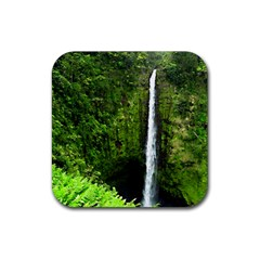 Akaka Falls Drink Coasters 4 Pack (square) by bloomingvinedesign