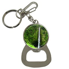 Akaka Falls Bottle Opener Key Chain by bloomingvinedesign