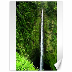 Akaka Falls Canvas 36  X 48  (unframed) by bloomingvinedesign