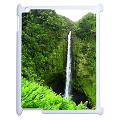Akaka Falls Apple Ipad 2 Case (white) by bloomingvinedesign