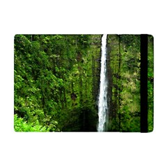 Akaka Falls Apple Ipad Mini Flip Case by bloomingvinedesign