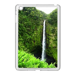 Akaka Falls Apple Ipad Mini Case (white) by bloomingvinedesign