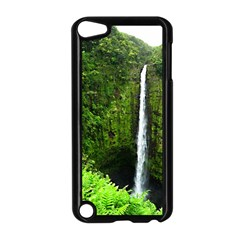 Akaka Falls Apple Ipod Touch 5 Case (black) by bloomingvinedesign