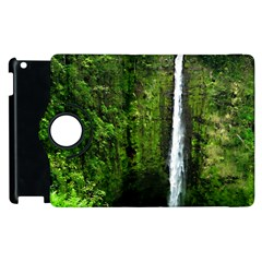 Akaka Falls Apple Ipad 3/4 Flip 360 Case by bloomingvinedesign