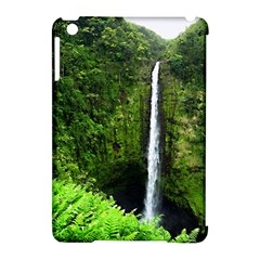 Akaka Falls Apple Ipad Mini Hardshell Case (compatible With Smart Cover) by bloomingvinedesign