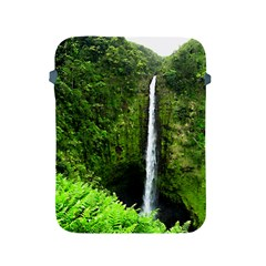 Akaka Falls Apple Ipad Protective Sleeve by bloomingvinedesign