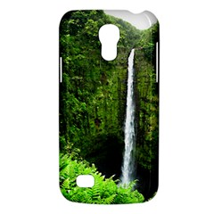 Akaka Falls Samsung Galaxy S4 Mini (gt I9190) Hardshell Case  by bloomingvinedesign