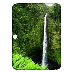 Akaka Falls Samsung Galaxy Tab 3 (10 1 ) P5200 Hardshell Case  by bloomingvinedesign