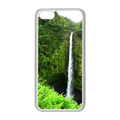 Akaka Falls Apple Iphone 5c Seamless Case (white) by bloomingvinedesign