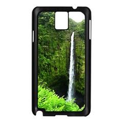 Akaka Falls Samsung Galaxy Note 3 N9005 Case (black) by bloomingvinedesign