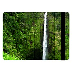 Akaka Falls Samsung Galaxy Tab Pro 12 2  Flip Case by bloomingvinedesign