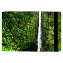 Akaka Falls Apple Ipad Air Flip Case by bloomingvinedesign