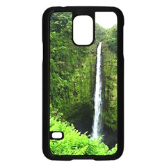 Akaka Falls Samsung Galaxy S5 Case (black) by bloomingvinedesign