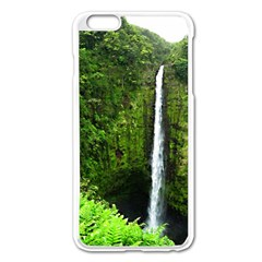 Akaka Falls Apple Iphone 6 Plus Enamel White Case by bloomingvinedesign
