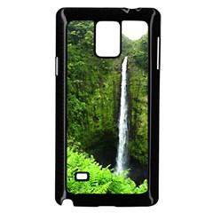Akaka Falls Samsung Galaxy Note 4 Case (black)