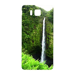 Akaka Falls Samsung Galaxy Alpha Hardshell Back Case by bloomingvinedesign