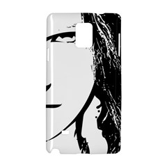 Her Samsung Galaxy Note 4 Hardshell Case by Curioddities