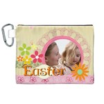 easter - Canvas Cosmetic Bag (XL)
