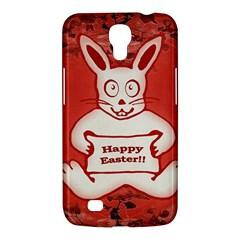 Cute Bunny Happy Easter Drawing Illustration Design Samsung Galaxy Mega 6 3  I9200 Hardshell Case