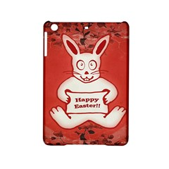 Cute Bunny Happy Easter Drawing Illustration Design Apple Ipad Mini 2 Hardshell Case by dflcprints