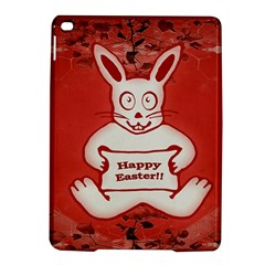 Cute Bunny Happy Easter Drawing Illustration Design Apple Ipad Air 2 Hardshell Case by dflcprints