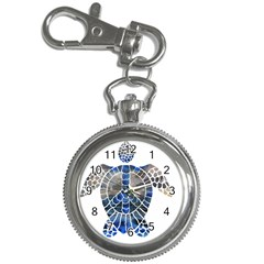 Peace Turtle Key Chain Watch by oddzodd
