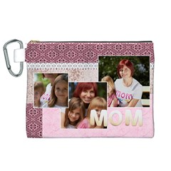 Mothers Day By Jacob   Canvas Cosmetic Bag (xl)   Du0u0qijp9iq   Www Artscow Com Front