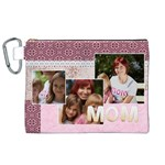 mothers day - Canvas Cosmetic Bag (XL)