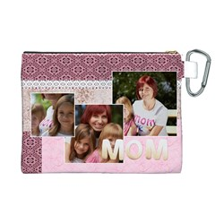 Mothers Day By Jacob   Canvas Cosmetic Bag (xl)   Du0u0qijp9iq   Www Artscow Com Back