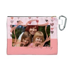 Mothers Day By Jacob   Canvas Cosmetic Bag (xl)   Nn37ihaqlrfu   Www Artscow Com Back