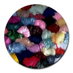 YARN Round Mousepad